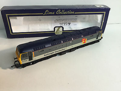 Lima 204759 OO Gauge Class 47 No 47348 Distribution Sector Livery