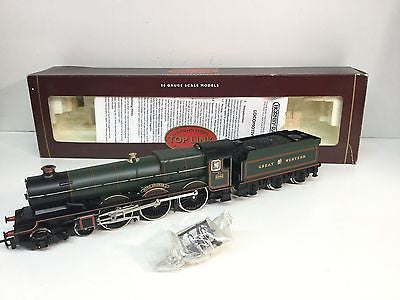 Hornby R2022 OO Gauge GWR King Class 6006 King George I GWR Green