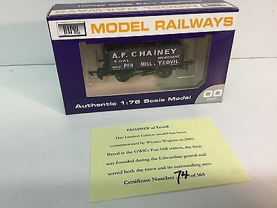 Dapol/Wessex Wagons OO Gauge 5 Plank AF Chainey, Pen Mill, Yeovil
