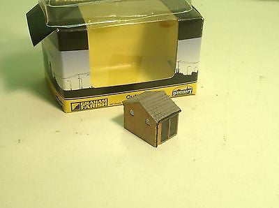 Graham Farish 42-046 N Gauge Scenecraft Out House