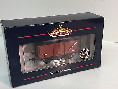 Bachmann 37-376 OO Gauge 16t Pressed End Door Steel Mineral Wagon MOT Bauxite