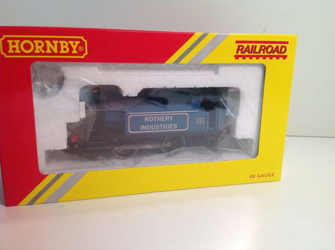 Hornby R3359 OO Gauge 0-4-0 Loco 'Rothery Industries 391' - NEW - BARGAIN