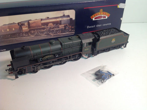 Bachmann 31-282 OO Gauge 46151 Royal Horse Guardsman BR Green