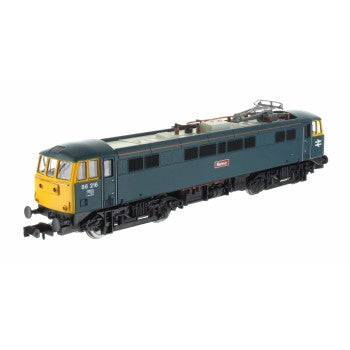 Dapol 2D-026-004D N Gauge BR Blue 86216 Meteor DCC FITTED