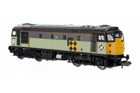 Dapol 2D-028-005D N Gauge Class 26 004 Railfreight Coal (DCC-Fitted)