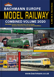 Bachmann 36-2020 Bachmann/Graham Farish Combined 2020 Catalogue