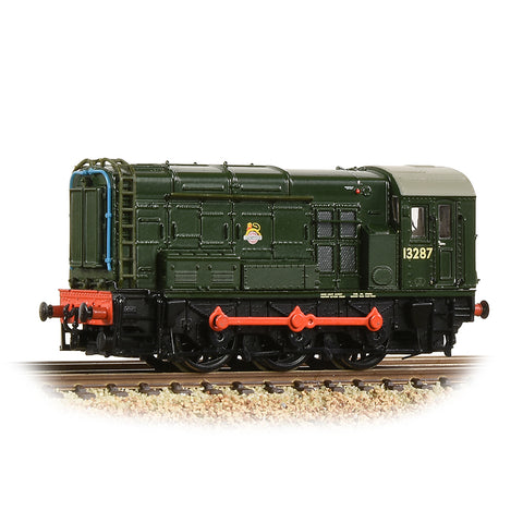 Graham Farish 371-013 N Gauge Class 08 13287 BR Green (Early Emblem)