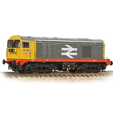 Graham Farish 371-034A N Gauge Railfreight Class 20 No 20156