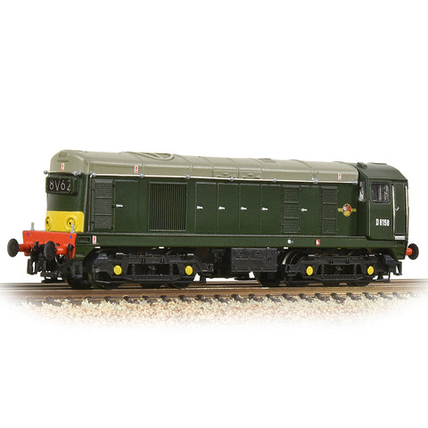 Graham Farish 371-038 N Gauge BR Green Class 20 No D8158 SYP