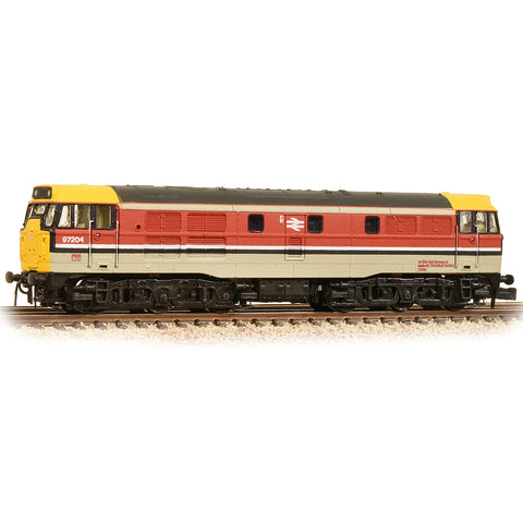 Graham Farish 371-113 N Gauge Class 31/1 97204 BR RTC (Revised)