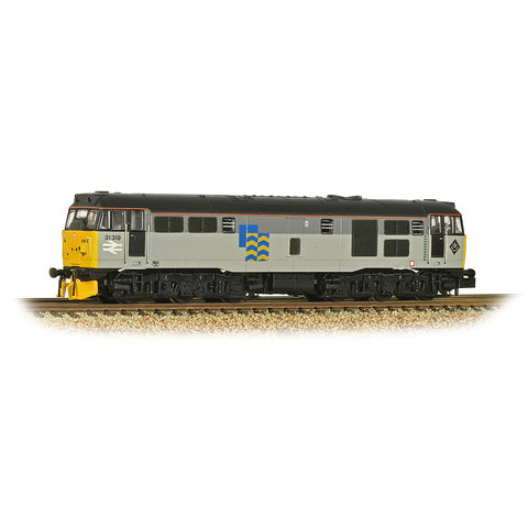 Graham Farish 371-136 N Gauge Class 31/1 Refurbished 31319 BR Railfreight Petroleum Sector