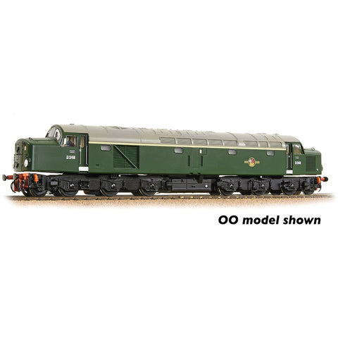 Graham Farish 371-180A N Gauge Class 40 Disc Headcode D248 BR Green (Late Crest)