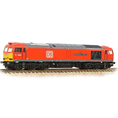 Graham Farish 371-359 N Gauge Class 60 60100 'Midland Railway - Butterley' DB Cargo