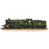 Graham Farish 372-031 N Gauge BR Green 5041 Tiverton Castle