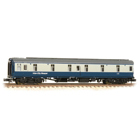 Graham Farish 374-927A N Gauge BR Blue/Grey Mk1 Sleeping Coach