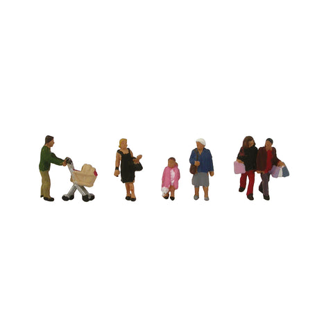Graham Farish 379-306 N Gauge Shopping Figures