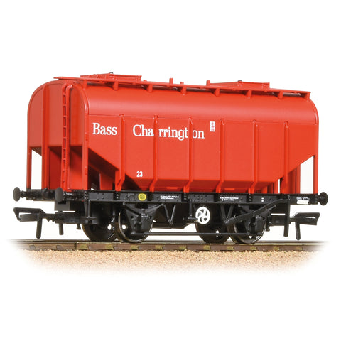 Bachmann 38-603 OO Gauge BR 20T Grain Hopper Bass Charrington