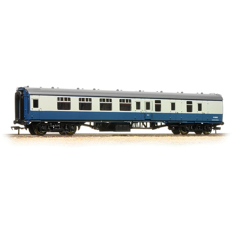 Bachmann 39-075C OO Gauge BR Blue/Grey Mk1 BSK Brake 2nd Corridor Coach