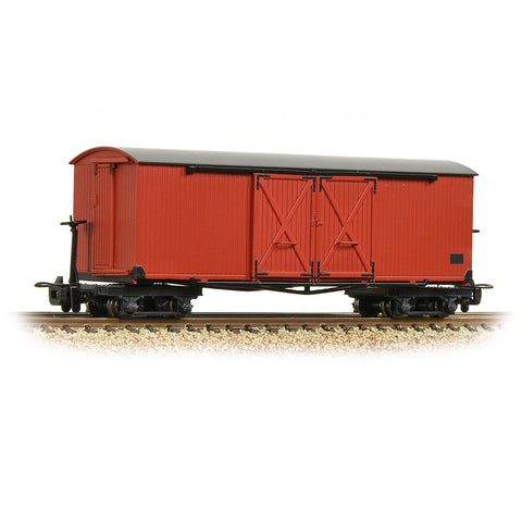Bachmann 393-027 OO-9 Gauge LR Crimson Covered Wagon Lincs Coast
