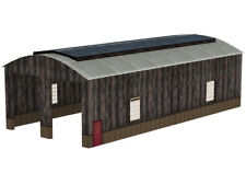 Bachmann 44-0035 OO Gauge Wooden Carriage Shed