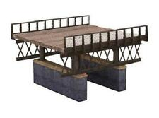 Bachmann 44-0041 OO Gauge Rail over River Bridge