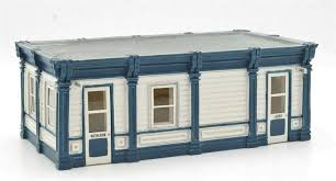Bachmann 44-0043 OO Gauge Waiting Room and Ladies