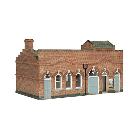 Bachmann 44-0067 OO Gauge March Station Facilities/Stores