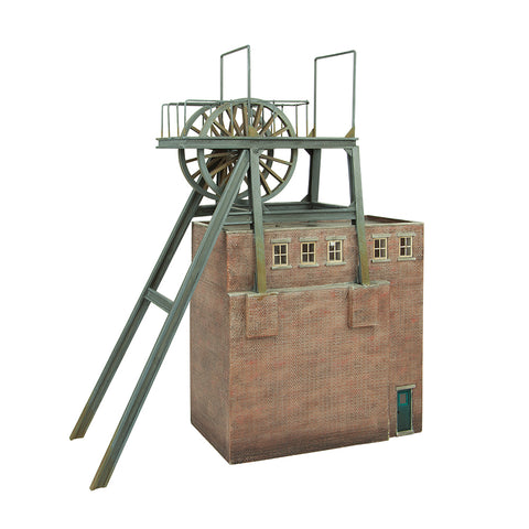 Bachmann 44-0075 OO Gauge Colliery Pit Head Lift