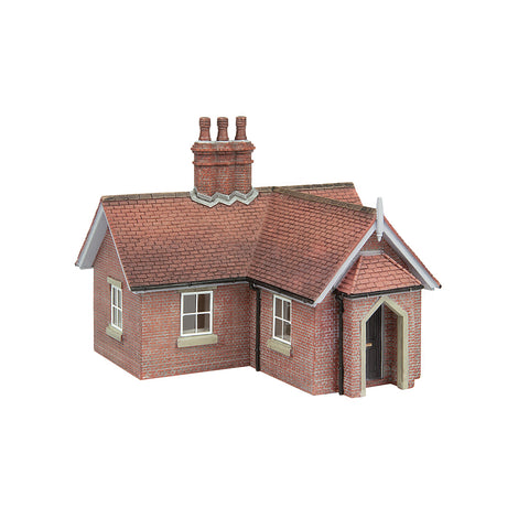 Bachmann 44-0078 OO Gauge Crossing Keeper's Cottage