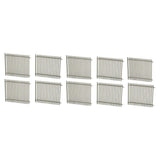 Bachmann 44-505 OO Gauge Security Fence (10 Pcs)