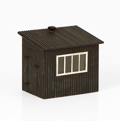 Bachmann 44-558 OO Gauge Corrugated Metal Shed