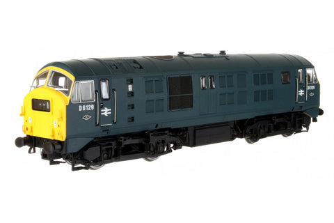 Dapol 4D-014-002D OO Gauge Class 29 D6129 BR Blue FYP (DCC-Fitted)