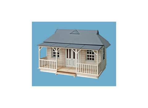 Modelscene 5400 OO Gauge Laser Cut Cricket Pavilion Kit