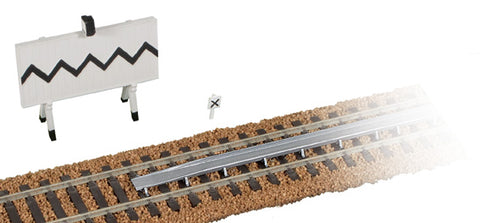 "Ratio 550 OO Gauge Water Trough 30"" (760mm)"