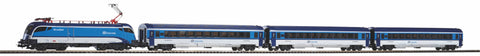 Piko 57179 HO Gauge Hobby CD Railjet Electric Analogue Starter Set