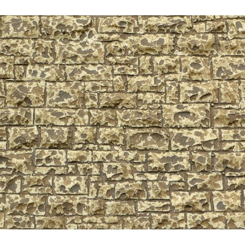 Chooch Enterprises 8254 O/G Gauge Flexible Lge Random Stone Wall