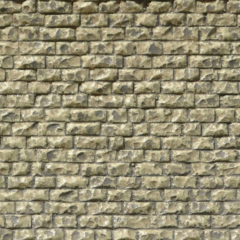 Chooch Enterprises 8260 HO/N Gauge Flexible Cut Stone Wall