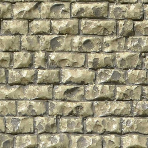 Chooch Enterprises 8264 O/G Gauge Flexible Lge Cut Stone Wall