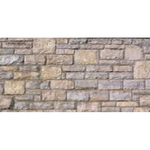 Chooch Enterprises 8528 O/G Scale Large Stone Block Wall