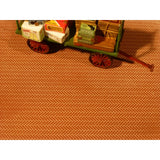 Chooch Enterprises 8664 O/G Scale Flexible Herringbone Brick Roadway