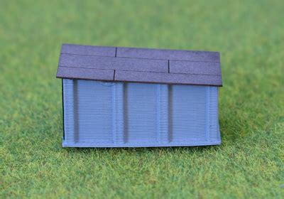 Ancorton 95423 N Gauge Concrete Garage