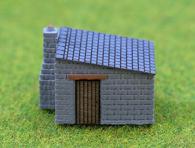 Ancorton 95425 N Gauge Stone Lineside Building
