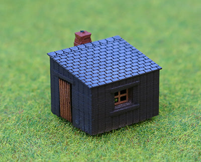 Ancorton 95426 N Gauge Platelayers Hut