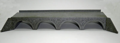 Ancorton 95625 N Gauge Four Arch Causeway Kit