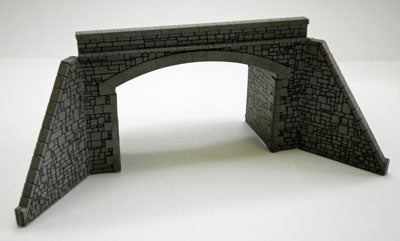 Ancorton 95647 N Gauge Double Track Tunnel Portal Kit