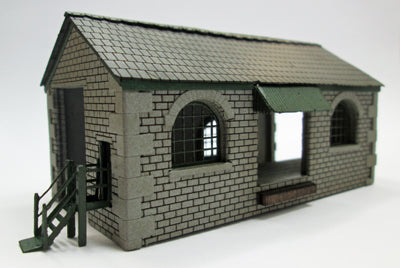 Ancorton 95653 N Gauge Goods Shed Kit