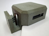 Ancorton 95724 OO Gauge WWII Pill Box (Type 28) Kit