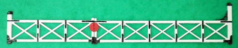 Ancorton 95777 OO Gauge Level Crossing Gates Kit