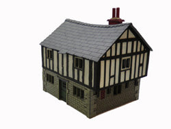 Ancorton 95792 OO Gauge Tudor Cottage Kit