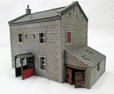 Ancorton 95793 OO Gauge Country House Kit